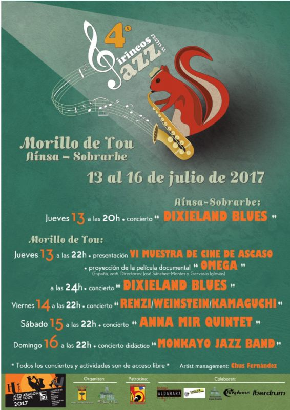 IV Pirineos Jazz