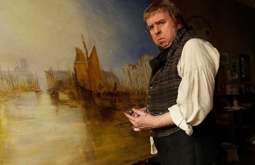 'Mr. Turner', de Mike Leigh - Filmotecas/Cineclubs en Zaragoza, CaixaForum Zaragoza-Filmotecas/Cineclubs Zaragoza