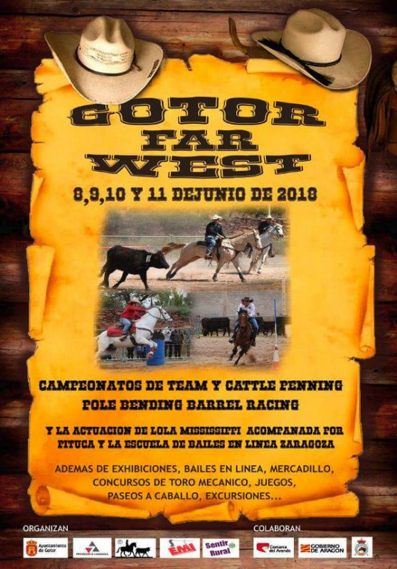 II festival Gotor Far West