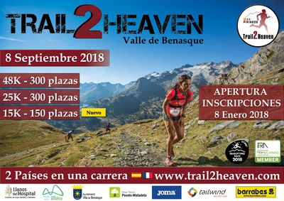 Trail and Walk 2 Heaven Benasque - Deporte Benasque-Deporte