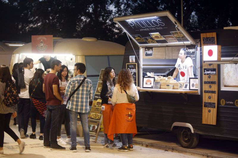 IV Festival Food Trucks del Pilar