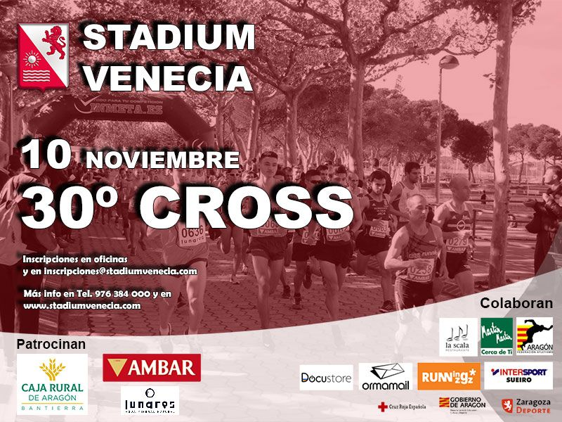 XXX Cross Stadium Venecia