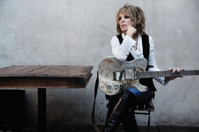 Lucinda Williams. Blues Armado 2020