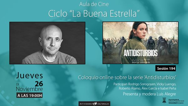 La Buena Estrella con: 'Antidisturbios' - Conferencias en    , Web / streaming-Conferencias