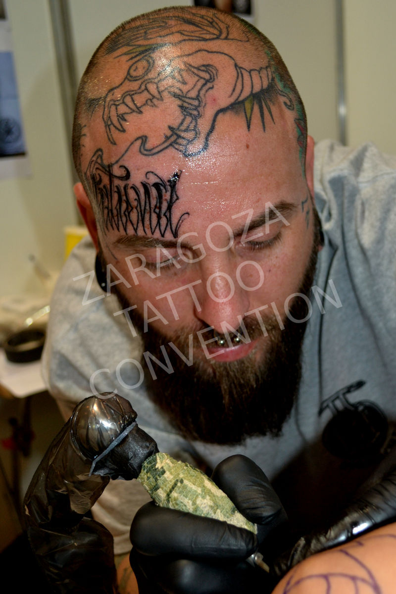 Zaragoza Tattoo Convention