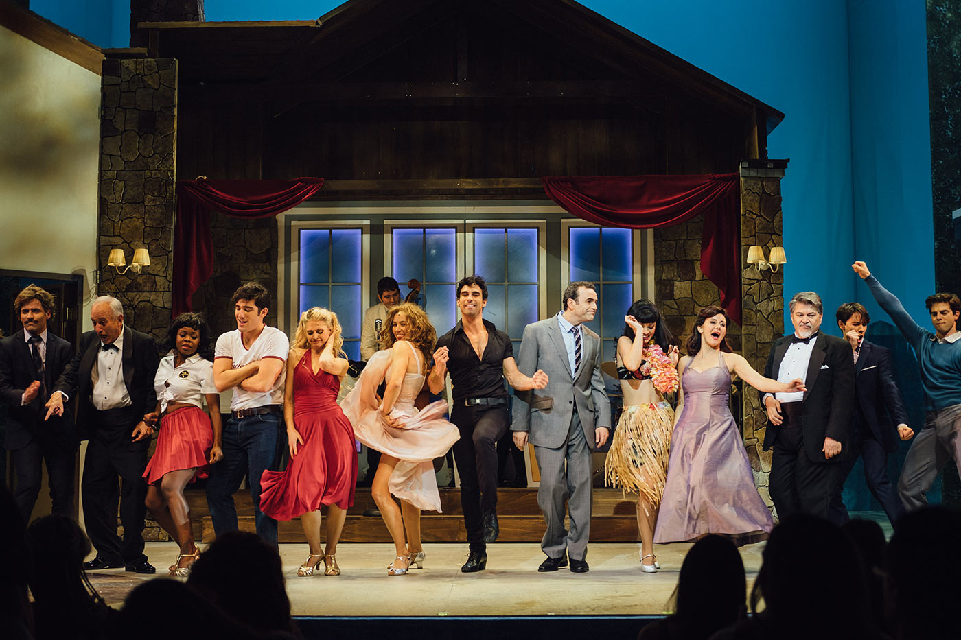 Dirty Dancing, el musical en Zaragoza